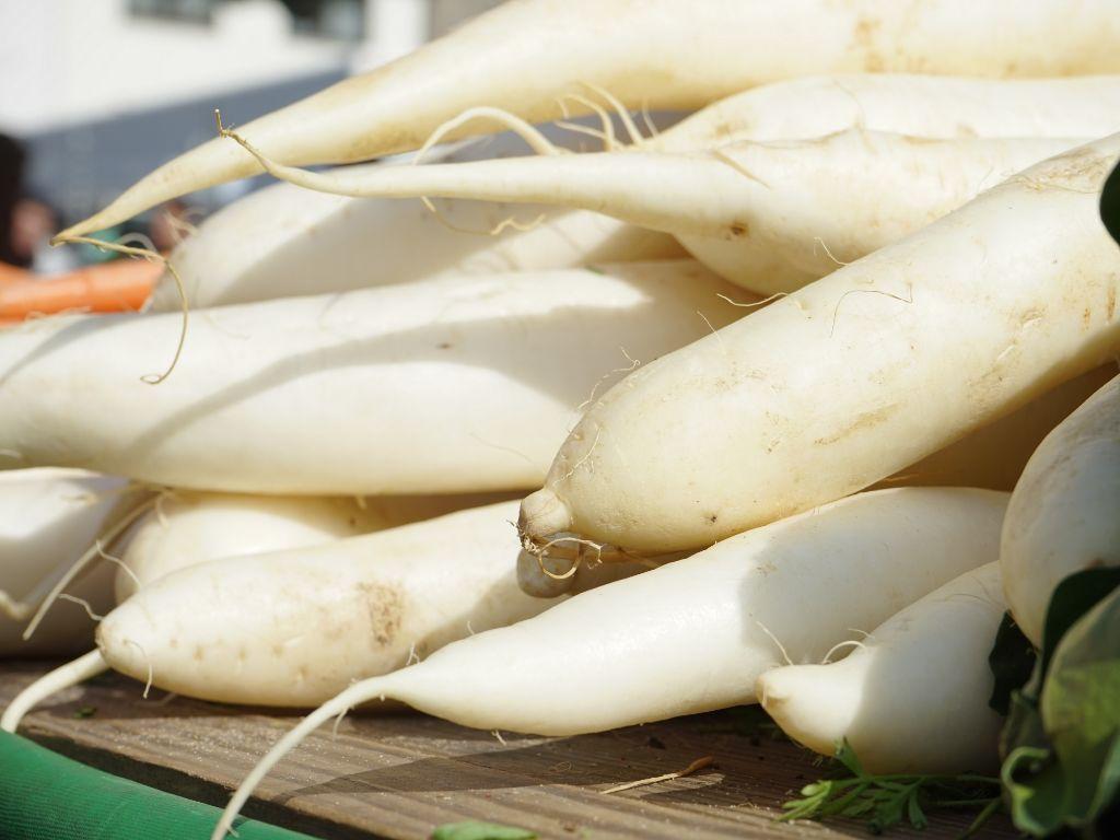 萝卜:节后排毒减肥最佳食物